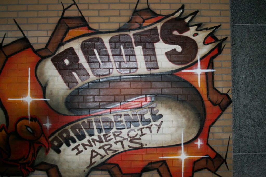Roots Providence Inner City Arts by Paul Williams Alexander