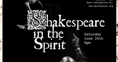 Shakespeare in the Spirit