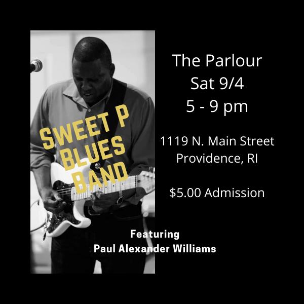 The Parlour - Sweet P Guitar