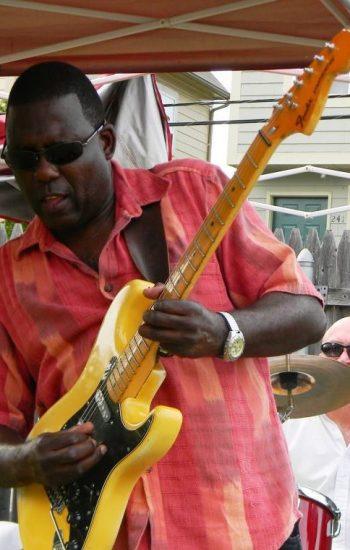 Paul Alexander Williams & Sweet P Guitar